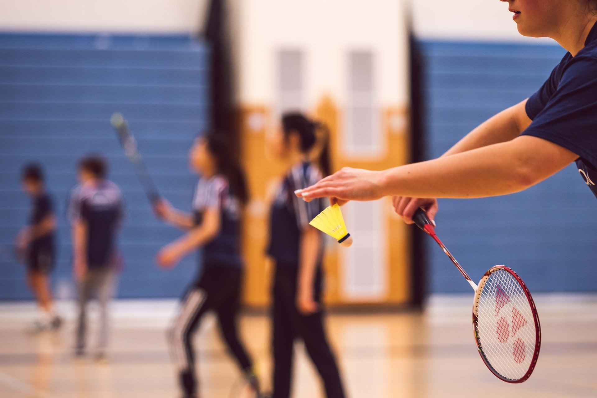 Sport Market, nos actualités - Fédération Française de Badminton