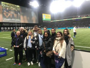 Sport Market - references - Foncia - A domicile