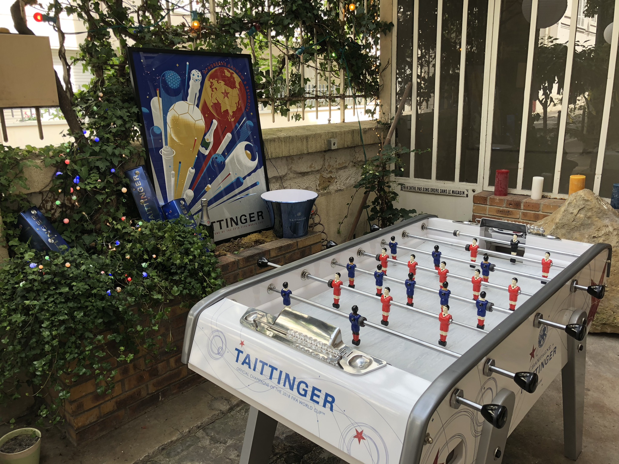 Sport Market, nos références - Taittinger